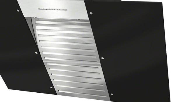 Wand-Dunstabzugshaube DA 6096 W Black Wing