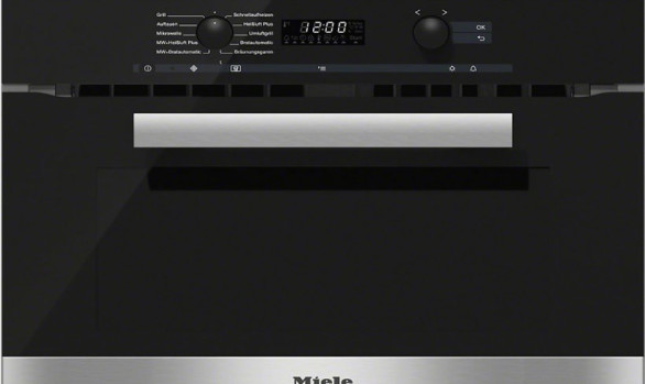 H 6200 BM Backofen mit Mikrowelle